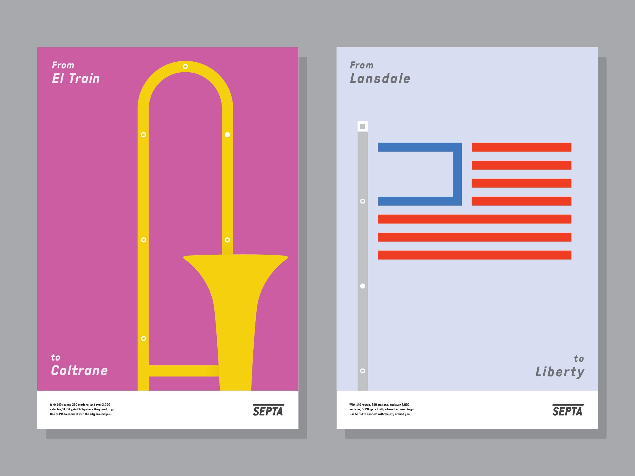 SEPTA Posters